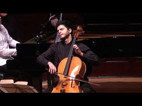 Jamal Aliyev and Daniel Evans Wigmore Hall recital 2018