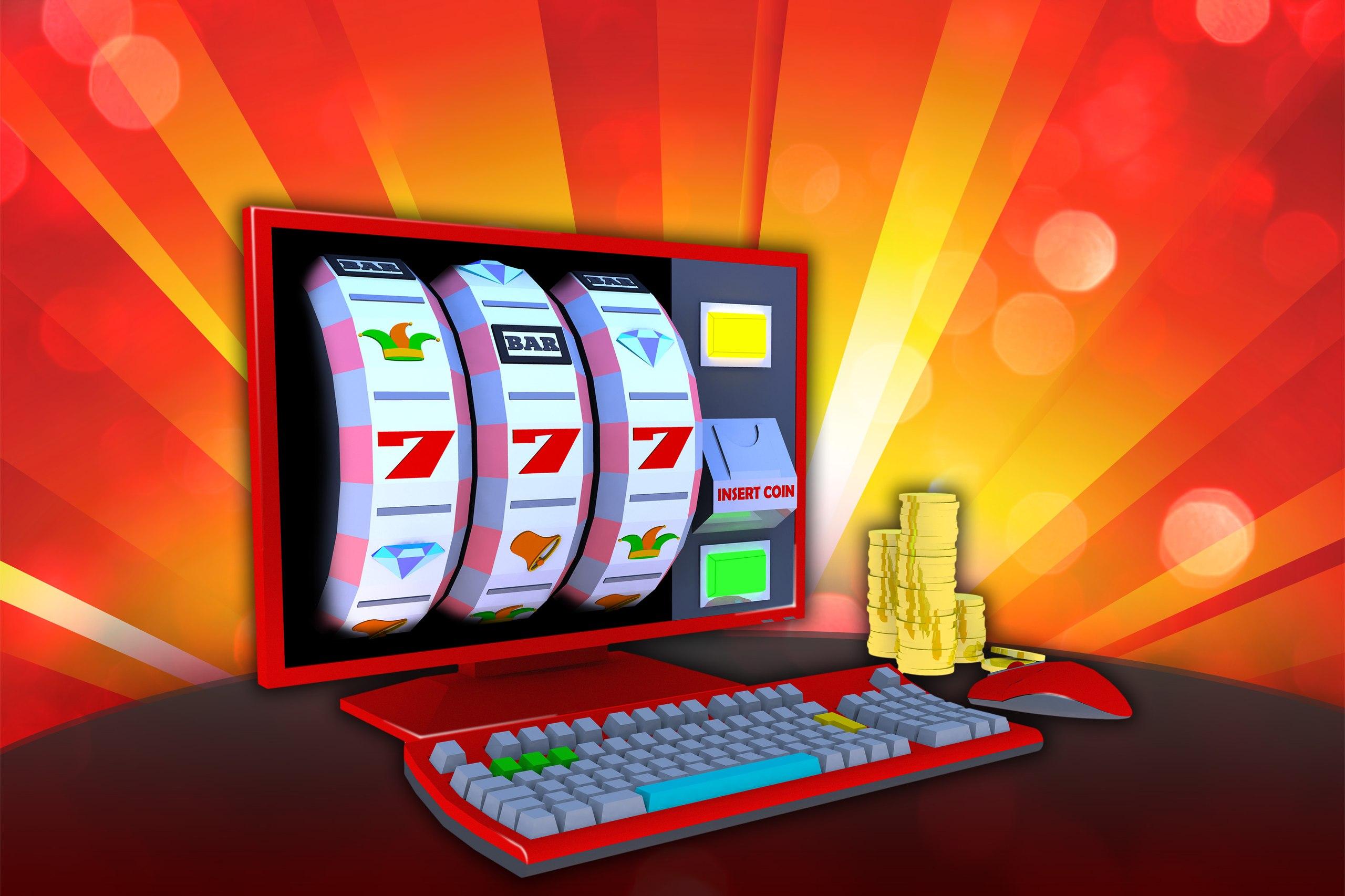 Компьютерные игры в автоматы