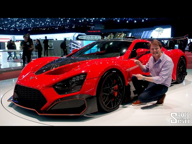 The Zenvo TSR-S Does Things You've Never Seen! | FIRST LOOK