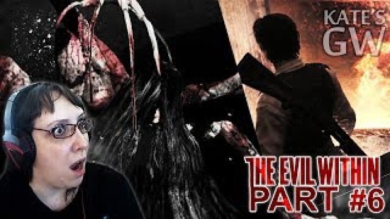 The Evil Within ➤ Борьба за выживание. Part 6.