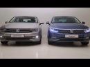 2018 Volkswagen Passat B8 Comfortline VS Highline