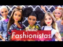 Unbox Daily Barbie Fashionista MEGA HAUL Petit Curvy Tall ALL New Hair Styles Fashion
