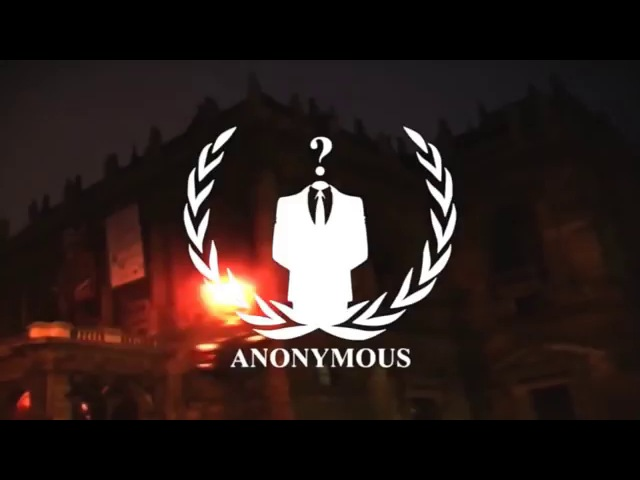 Anonymous Are You Ready? EVERYTHING WILL CHANGE IN (2017)