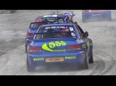 Colin McRae Tribute Champions Parade Show at RallyLegend 2017 - Loeb, Solberg, Ogier More!