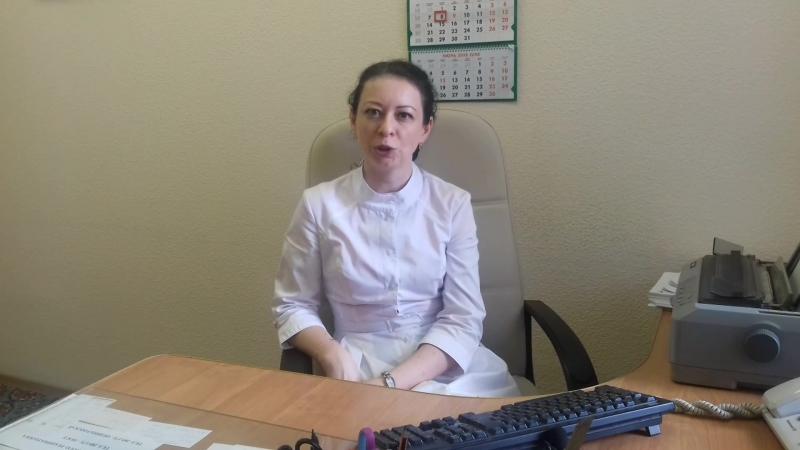 Видеопрезентация врача-кардиолога Галины Алексеевны Корнеевой