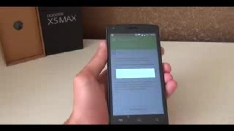 Классный недорогой смартфон Doogee x5 Max предлагаю всем пользователям ВКонтакте в Украине за 1800 грн.,доставка