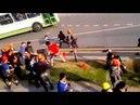 Москва сити 29 мая 2014г | Драка гастарбайтеров