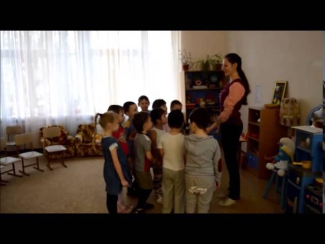 Русскоязычный воспитатель говорит на татарском яз