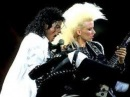 Jennifer Batten Solo Beat It Michae Jackson before and after
