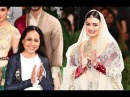Anju Modi Sunehri Kothi Dia Mirza India Couture Week 2017 FDCI ANX Media