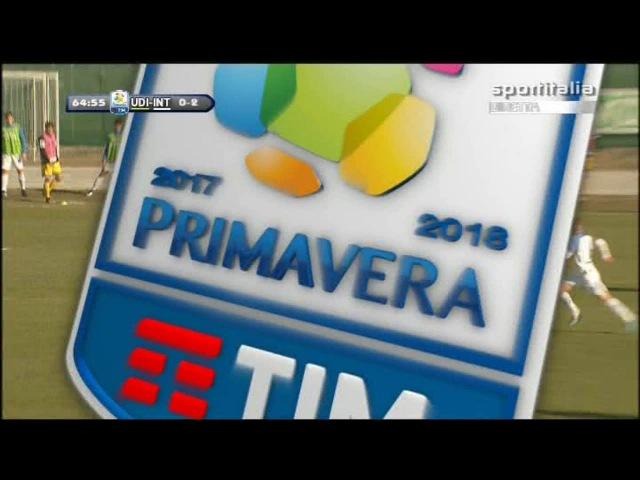 Campionato PRIMAVERA 1: Udinese - Inter 0-3