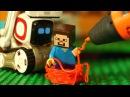 3Д Ручка COZMO и Лего НУБик Майнкрафт Мультики LEGO Minecraft - Видео Мультфильмы для Детей