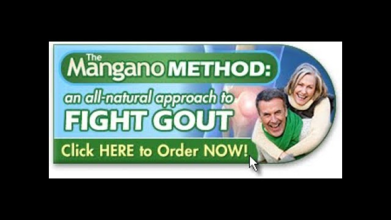 Introducing The Mangano Method Review: An All-Natural Approach To Fight Gout