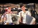 Alina and Michail KHLEBNOV accordionists duo / Алина и Михаил ХЛЕБНОВЫ дуэт гармонистов