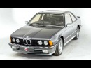 BMW 635 CSi Observer Coupe E24 1982