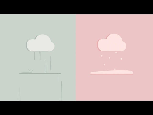 Rain and Snow After Effects Tutorial - Augustus the Animator