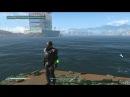 Fallout 4 Как строить за пределами зеленой зоны Обзор Мода NanoArmor