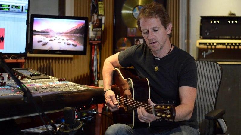 In the Studio - Brad Davis Signature Yairi Dreadnought   Alvarez Guitars