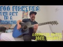 The Sky Is A Neighborhood Foo Fighters acoustic cover by Joel Goguen