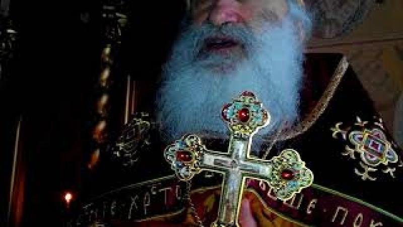 Проповедь настоятеля Св Никольского хр п Ракитное прот Николая Германского в нед 3Великого Поста
