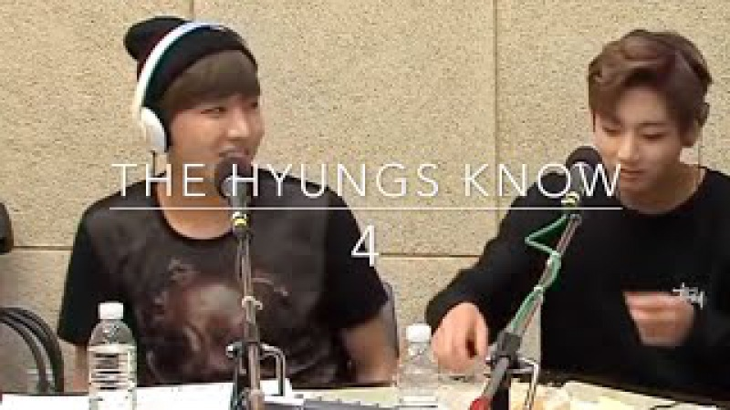 The Hyungs Know - 4 [VKOOK EDITION]