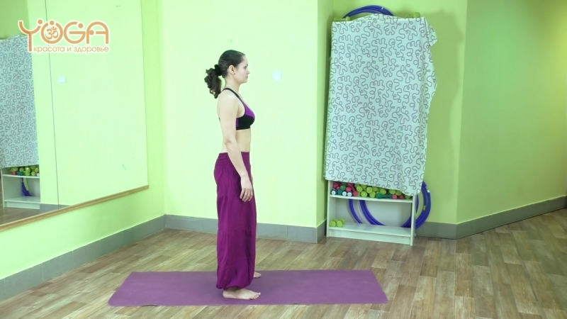Комплекс упражнений. Работа с животом. Бандхи, агнисара дхаути и наули