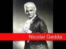 Nicolai Gedda: Mozart - Don Giovanni, 'Il mio tesoro'