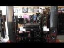 Dexter Gordon Электростаты Martin Logan и усилительThule Audio