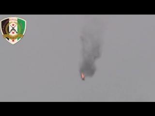 Сирия.25-02-2013.Боевики сбили Ми-8 ВС САР из ПЗРК в районе авиабазы Менг