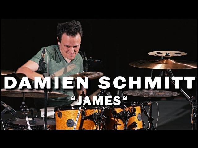Meinl Cymbals - Damien Schmitt - James