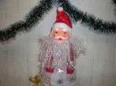 Идеи на Новый Год. Дед Мороз Своими Руками Новогодние Игрушки DIY Happy New Year.