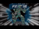 Daggermouth - FEST 16 • FULL SET • 10.27.17