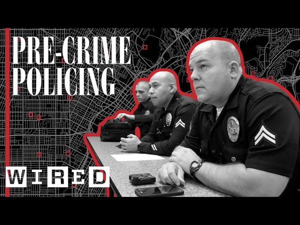How Cops Are Using Algorithms to Predict Crimes WIRED