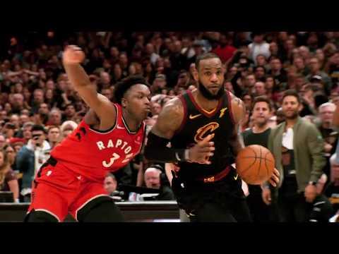 All Angles Of LeBron James' Game 3 Buzzer Beater vs Toronto