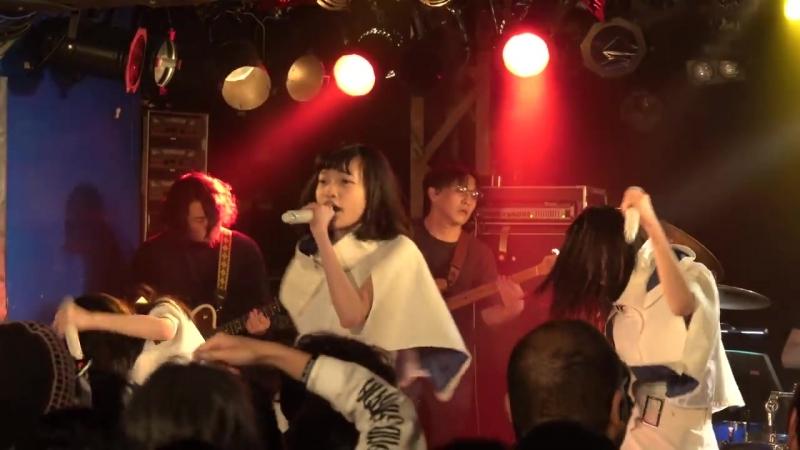 Yanakoto Sotto Mute 2018.03.21 SCREAMING TREE vol.2 @ 新宿LOFT