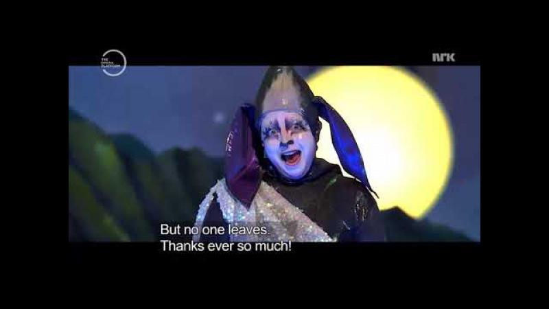 Mozart THE MAGIC FLUTE - The Norwegian Opera, Oslo » Freewka.com - Смотреть онлайн в хорощем качестве