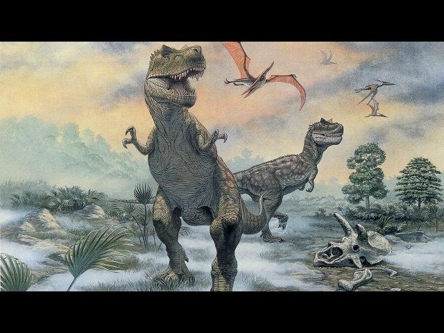Армагеддон животных HD Эпизод 5 Судный день Вымирание Мелового периода