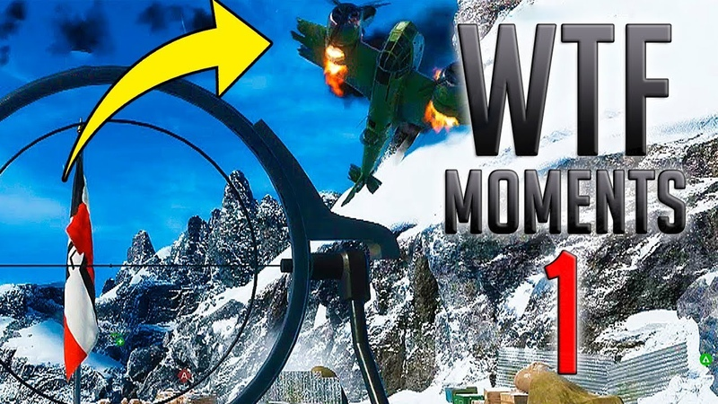 BATTLEFIELD 5 WTF Funny Moments 1