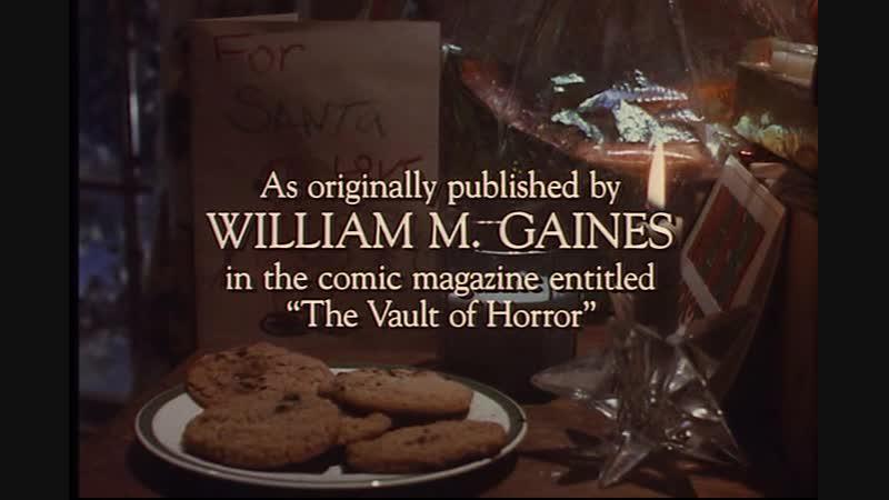 Байки из склепа Tales from the Crypt США 1989 г Сезон 1 Эпизод 2 Мирно дремлет старый дом And All Through the House