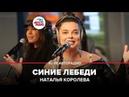 🅰️ Наталья Королёва - Синие Лебеди (LIVE Авторадио)