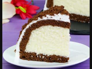 Необычный, обалденный турецкий торт Кюмбет Паста с кокосом | Больше рецептов в группе Десертомания