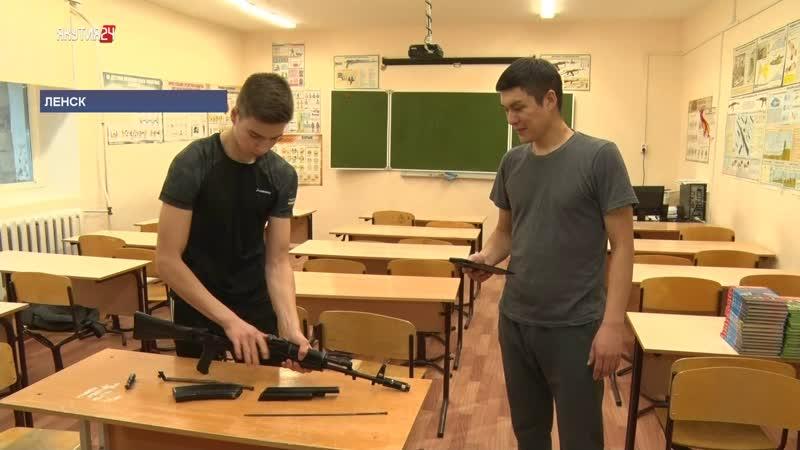 Военно-патриотическое образование преобретает все больше популярность