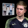 """Manchester City on Instagram: """"Seen as it's NYFW we thought we'd ask @kevindebruyne to rate his teammate's fashion sense!"""""""