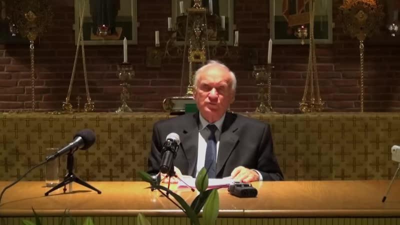 Выбор веры 1030 летие Крещения Руси Германия г Бонн 02 10 2018