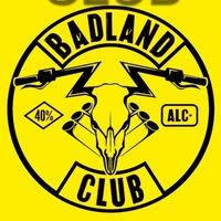 Логотип BADLAND CLUB (RocK & Bike) Rostov