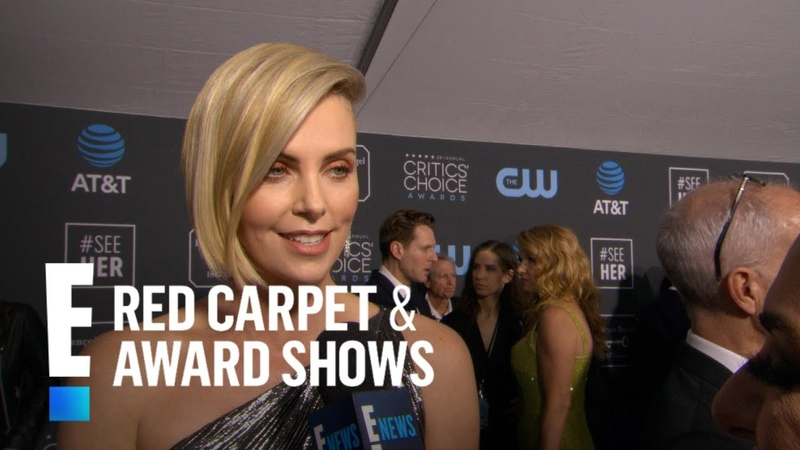 Charlize Theron Picks Her Favorite Films of 2018 | E! Red Carpet Award Shows