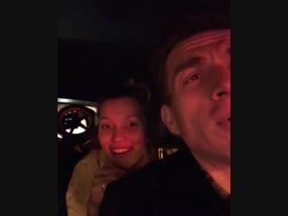 Влад Топалов опубликовал видео с Региной Тодоренко и своим сыном