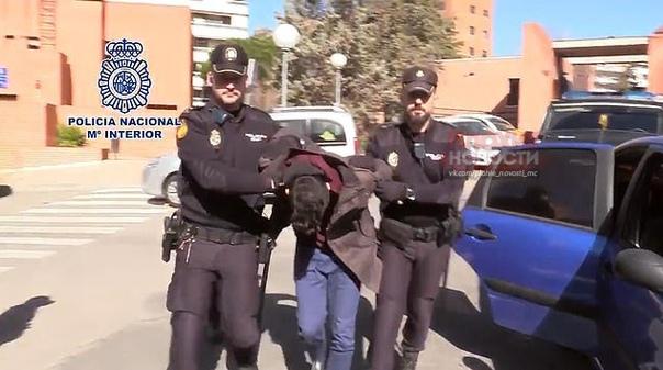 Безработный Альберто Санчес Гомес, проживающий в Мадриде, арестован по обвинению в убийстве собственной
