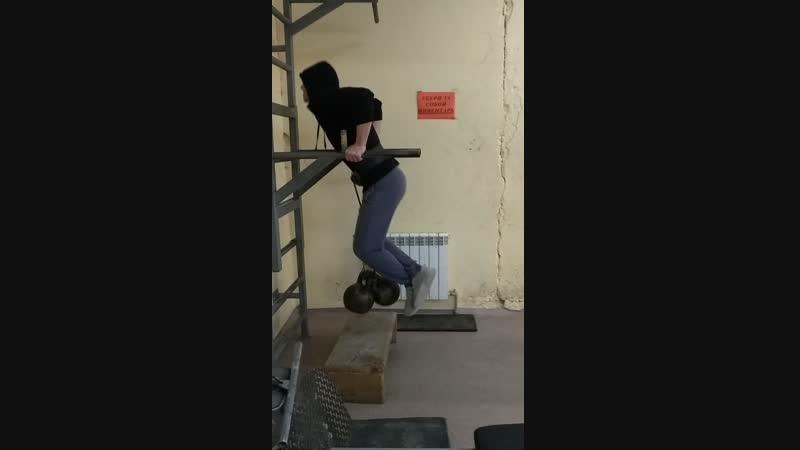 Веселый тренировочный процесс)