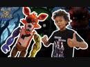 Мир мальчишек ДАНИ и аниматроники из ФНаФ создаём адского аниматроника